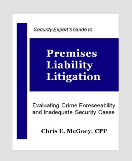Premises Liability Book